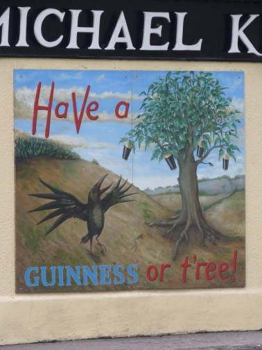 Have a Guinness - Ennis Ireland - by Anika Mikkelson - Miss Maps - www.MissMaps.com