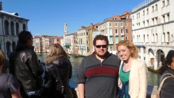 Hey Bro - Venice Italy - by Anika Mikkelson - Miss Maps - www.MissMaps.com