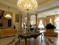 Inside Grand Hotel Rimini - Rimini Italy - by Anika Mikkelson - Miss Maps - www.MissMaps.com