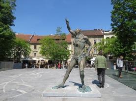 Just Dance - Ljubljana Slovenia - by Anika Mikkelson - Miss Maps - www.MissMaps.com
