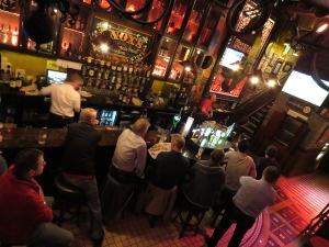 Knox's Bar in Ennis Ireland - Shamrocker Adventure Tours - by Anika Mikkelson - Miss Maps - www.MissMaps.com