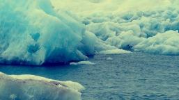 Love Iceberg - Iceland - by Anika Mikkelson - Miss Maps - www.MissMaps.com