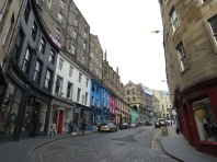 New Meets Old in Edinburgh Scotland - by Anika Mikkelson - Miss Maps - www.MissMaps.com