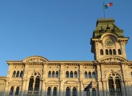 Piazza Unita - Trieste Italy - by Anika Mikkelson - Miss Maps - www.MissMaps.com