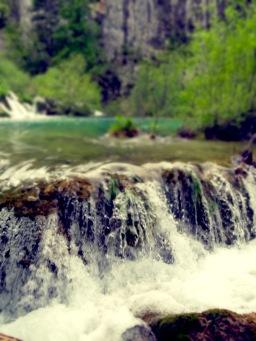 Plitvice Falls Croatia - by Anika Mikkelson - Miss Maps - www.MissMaps.com