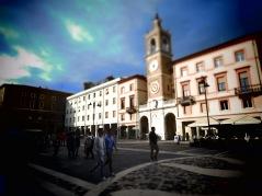 Rimini Italy - by Anika Mikkelson - Miss Maps - www.MissMaps.com