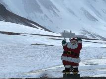 Santa! - Northern Iceland - by Anika Mikkelson - Miss Maps - www.MissMaps.com