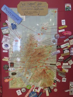Scotland's Own Products and Where they are made - Edinburgh Scotland - by Anika Mikkelson - Miss Maps - www.MissMaps.com