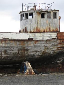 Shipwrecked in Iceland - by Anika Mikkelson - Miss Maps - www.MissMaps.com
