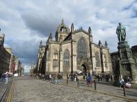 St Giles' Cathedral - Edinburgh Scotland - by Anika Mikkelson - Miss Maps - www.MissMaps.com