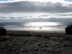 Sunny Silhouettes - Western Iceland - by Anika Mikkelson - Miss Maps - www.MissMaps.com
