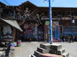 The Art Yard - Ljubljana Slovenia - by Anika Mikkelson - Miss Maps - www.MissMaps.com
