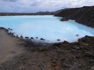 The Blue Lagoon - Iceland - by Anika Mikkelson - Miss Maps - www.MissMaps.com