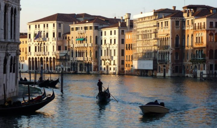 The Canals of Venice Italy - by Anika Mikkelson - Miss Maps - www.MissMaps.com