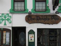 The Dingle Pub - Dingle Ireland - by Anika Mikkelson - Miss Maps - www.MissMaps.com