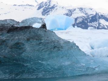 The eye of the freshly turned iceberg - Iceland - by Anika Mikkelson - Miss Maps - www.MissMaps.com