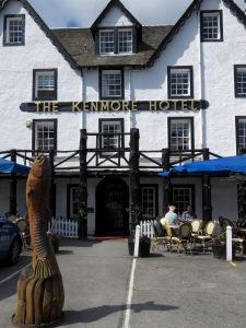 The Kenmore Hotel - Scotland - by Anika Mikkelson - Miss Maps - www.MissMaps.com