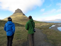 Walter Mitty x 2 at Kirkjufell Mountain - Iceland - by Anika Mikkelson - Miss Maps - www.MissMaps.com