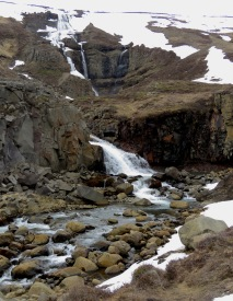 Waterfalls are around every corner in Northwestern Iceland - by Anika Mikkelson - Miss Maps - www.MissMaps.com
