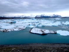 What Beauty - Icebergs in Iceland - by Anika Mikkelson - Miss Maps - www.MissMaps.com
