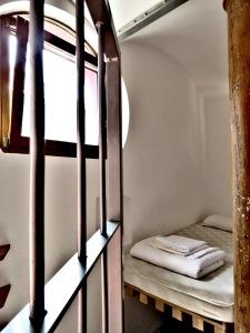 Where the wrecking ball hit - Hotel Celiac Ljubljana Slovania - by Anika Mikkelson - Miss Maps - www.MissMaps.com