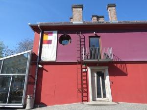 Who wants to go to jail now - Hotel Celiac Ljubljana Slovania - by Anika Mikkelson - Miss Maps - www.MissMaps.com