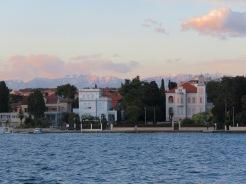 Zadar Croatia at dusk - Croatia - by Anika Mikkelson - Miss Maps - www.MissMaps.com