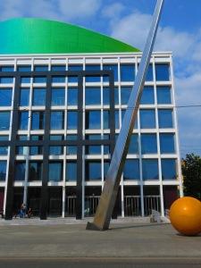 Zagreb's Academy of Music - Zagreb Croatia - by Anika Mikkelson - Miss Maps - www.MissMaps.com