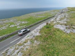 Zooming through Burren Ireland - by Anika Mikkelson - Miss Maps - www.MissMaps.com