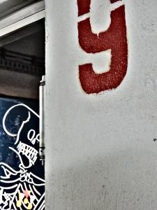 #9 Skeleton - Tito's Bunker - Konjic Bosnia and Herzegovina - by Anika Mikkelson - Miss Maps - www.MissMaps.com