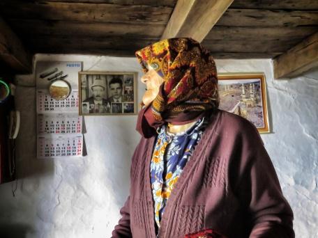 A Charming Woman of Lukomir - Bosnia and Herzegovina BiH - by Anika Mikkelson - Miss Maps - www.MissMaps.com