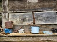 Abandoned Home - Abandoned Pots at Vizir - Slovenia - by Anika Mikkelson - Miss Maps - www.MissMaps.com