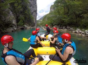 Away we go - Rafting River Neretva - Bosnia and Herzegovina BiH - photo provided by VisitKonjic.com