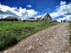 Beginning our Hike - Bosnia and Herzegovina - by Anika Mikkelson - Miss Maps - MissMaps.com