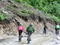 Biking through Bosnia and Herzegovina with Visit Konjic - by Anika Mikkelson - Miss Maps - www.MissMaps.com