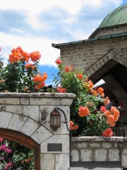 Carsijska Mosque - Sarajevo - Bosnia and Herzegovina - by Anika Mikkelson - Miss Maps - www.MissMaps.com