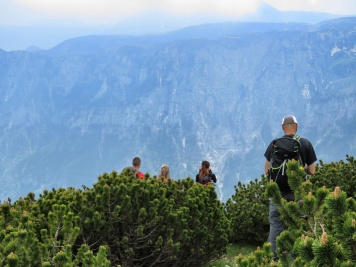 Catching the first view of Hadjuk's Door - Bosnia and Herzegovina BiH -by Anika Mikkelson - Miss Maps - www.MissMaps.com