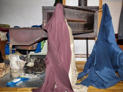 Drying Clothes at Lukomir - Bosnia and Herzegovina - by Anika Mikkelson - Miss Maps - MissMaps.com