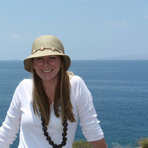 Erin in Maui Hawaii - Miss Maps Featured Female Traveler