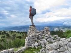Hiking Near Trebinje Bosnia and Herzegovina - by Anika Mikkelson - Miss Maps - www.MissMaps.com