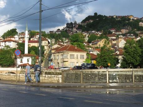 Inat Kuca - Sarajevo- Bosnia and Herzegovina - by Anika Mikkelson - Miss Maps - www.MissMaps.com