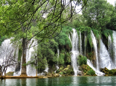 Kravice National Park - Bosnia Herzegovina BiH - by Anika Mikkelson - Miss Maps - www.MissMaps.com