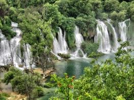 Kravice Waterfalls Bosnia Herzegovina BiH - by Anika Mikkelson - Miss Maps - www.MissMaps.comKravice Waterfalls Bosnia Herzegovina BiH - by Anika Mikkelson - Miss Maps - www.MissMaps.com