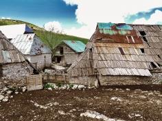Lukomir Ethno Village - Bosnia and Herzegovina BiH - by Anika Mikkelson - Miss Maps - www.MissMaps.com