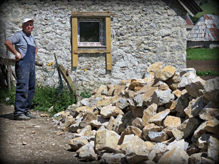 Man of Lukomir - Bosnia and Herzegovina - by Anika Mikkelson - Miss Maps - www.MissMaps.com