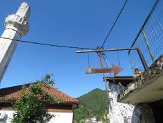 Mosque and Museum -Konjic Bosnia and Herzegovina - by Anika Mikkelson - Miss Maps - www.MissMaps.com