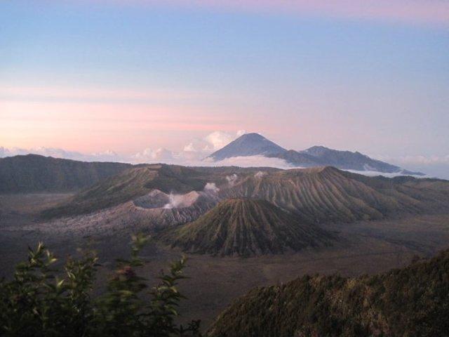 Mount Bromo Indonesia - photo by Sue Bedford - MissMaps.com Featured Female Traveler