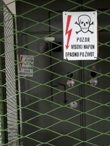 Pozor Visoki - Tito's Bunker - Konijc Bosnia and Herzegovina - by Anika Mikkelson - Miss Maps - www.MissMaps.com