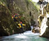 Ready set jump - Canyoning on Rakitnica River - Bosnia and Herzegovina BiH - photo by VisitKonjic.com