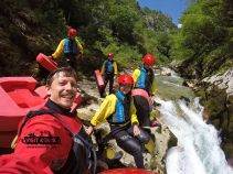 Ready to ride - Canyoning on Rakitnica River - Bosnia and Herzegovina BiH - photo by VisitKonjic.com